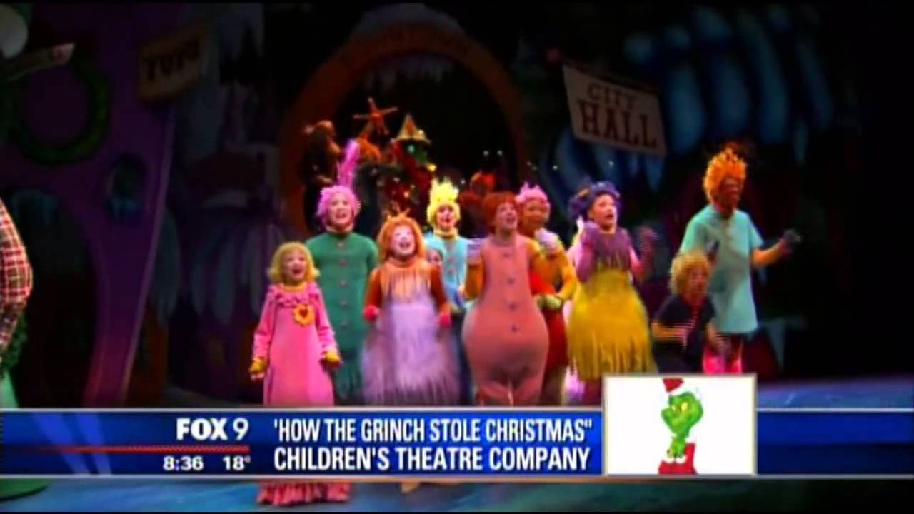 how the grinch stole christmas natalie tran as cindy lou who 2014 youtube - How The Grinch Stole Christmas 2014
