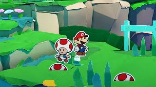 Why Paper Mario: Origami King might be the best Mario game yet