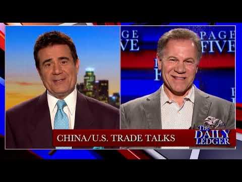 Wilsey Asset Management's Brent Wilsey on China:U S  Trade