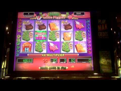 Rich Little Piggies Slot Machine Bonus
