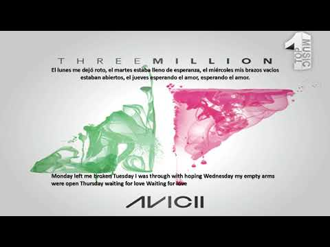 Avicii - Waiting For Love. Letra - Duration: 3:43.