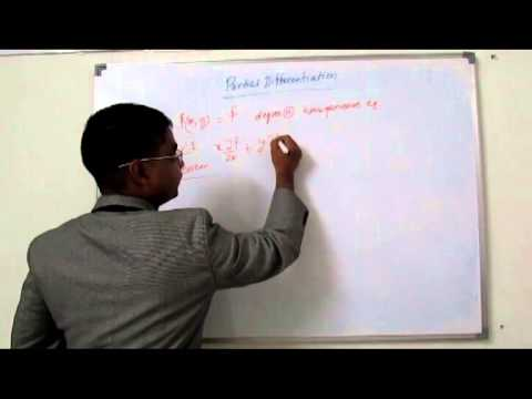 Engineering Mathematics Partial Differentiation || Semester Exams & Gate Concepts