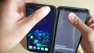 Lg V50 Thinq 5g Easy Tip To Remove Phone From Dual Screen Case