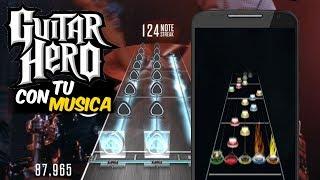 Descarga Juego Como Guitar Hero Con Tu Musica
