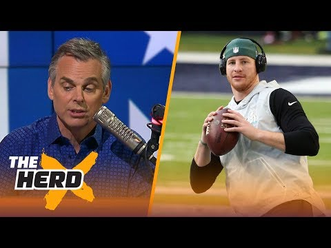 Colin Cowherd's Top 10 teams in the NFC as of May 22, 2018  NFL  THE HERD