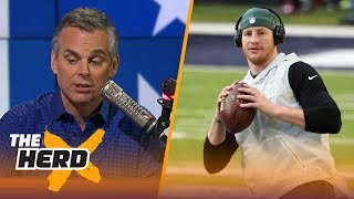 Colin Cowherd's Top 10 teams in the NFC as of May 22, 2018 | NFL | THE HERD