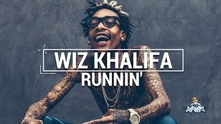 Wiz Khalifa - Runnin' (Produced by Jay Dee) | DJBooth Freestyle Series #28