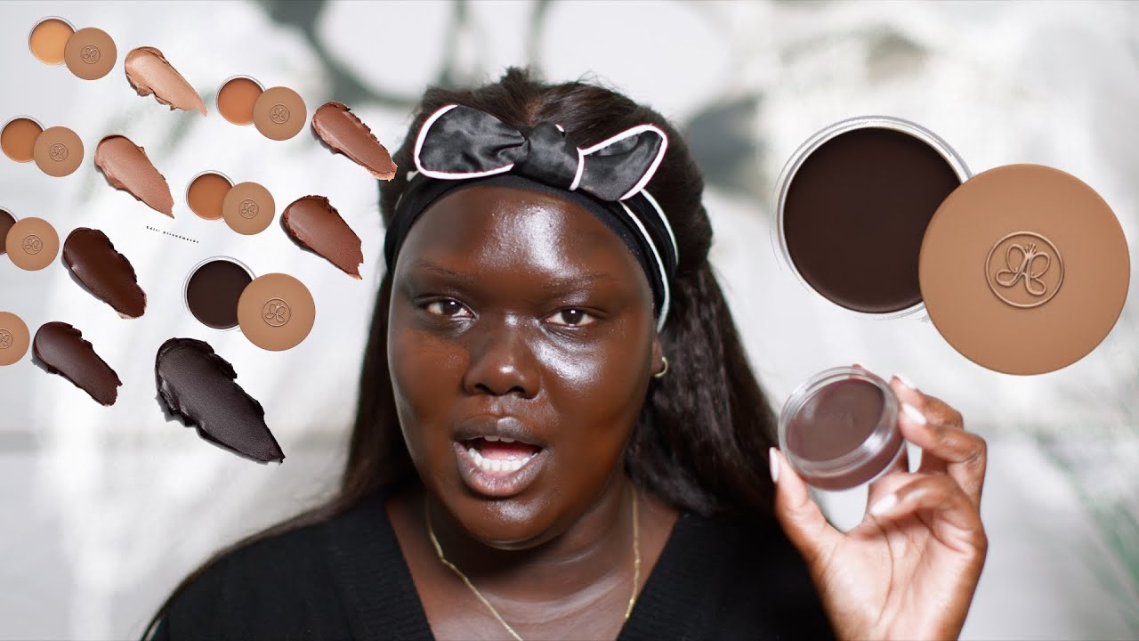 ABH New Cream Bronzer Review    Nyma Tang