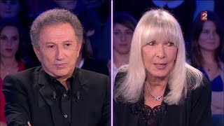 Michel Drucker & Dany Saval - On n'est pas couché 26 novembre 2016 #ONPC