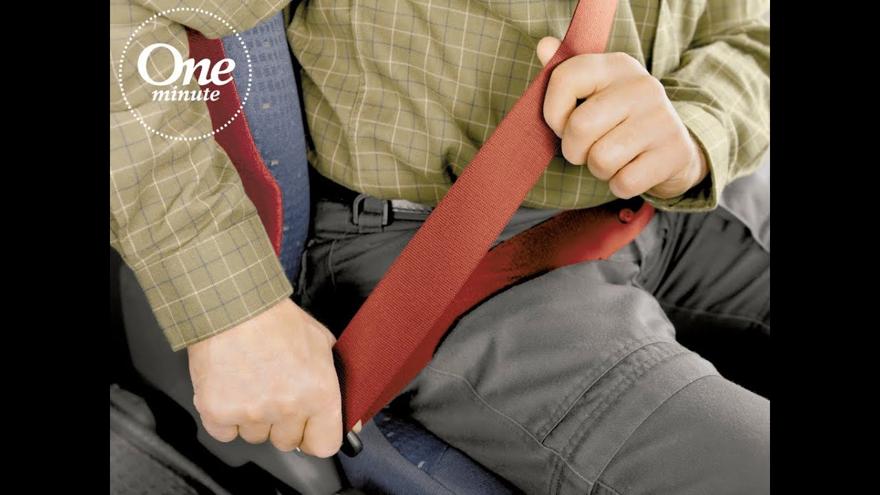 Volvo Trucks - One Minute about the seatbelt