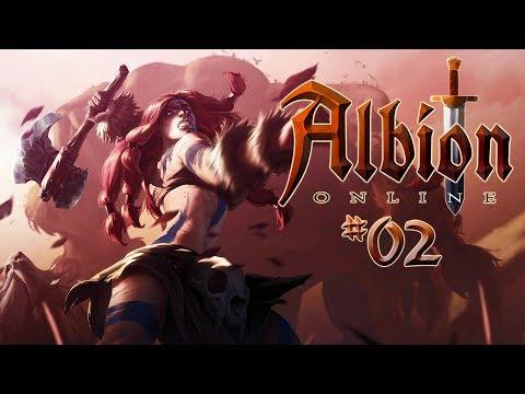 ALBION ONLINE #02 • DAS IST MEINE BIRKE!! • Albion Online Gameplay German - Deutsch