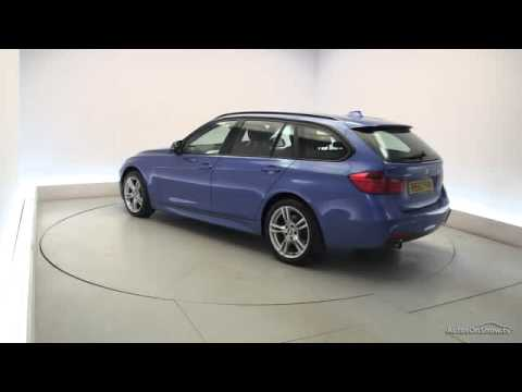 2013 bmw 3 series 320d xdrive m sport touring youtube. Black Bedroom Furniture Sets. Home Design Ideas