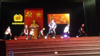 dancing time by c500chineseteam