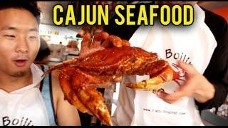FUNG BROS FOOD: Boiling Crab (Vietnamese Cajun Seafood)
