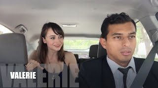 Uber Valerie - Hitting on Riders is a NO NO - Part 3
