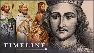 The Tyranny Of The Boy King Richard II | Britain's Bloodiest Dynasty | Timeline