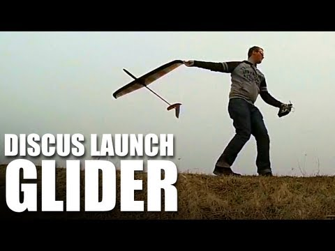 Discus Launch Gliders - Pretty cool never have heard of these before