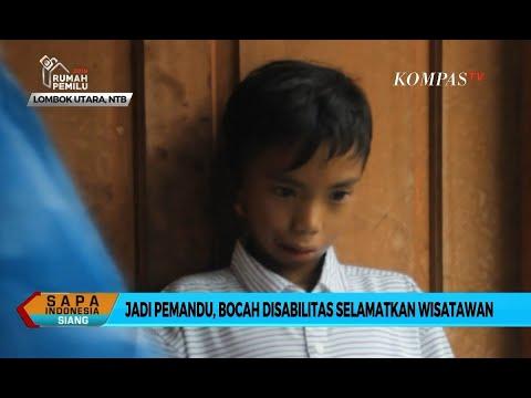 mengenal-taufik,-bocah-disabilitas-penyelamat-22-wisatawan-saat-longsor-lombok