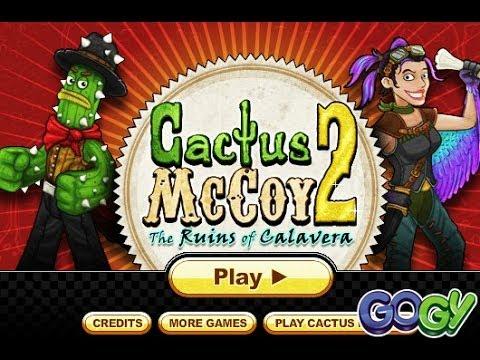 Cactus McCoy 2 Full Walkthrough