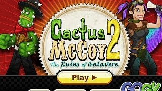 Cactus McCoy 2 Full Walkthrough