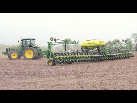 jd planter hook up