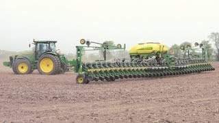 Pitstick Farms - John Deere DB90 Planter