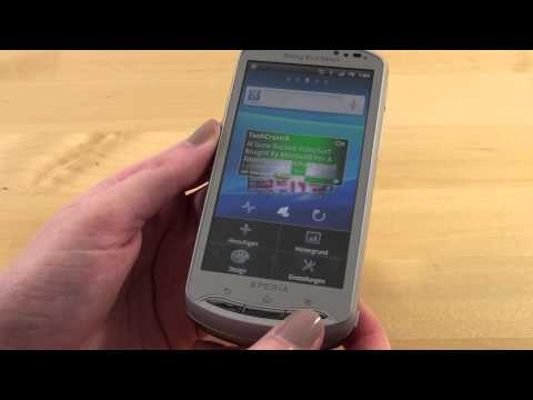 Sony-Ericsson Xperia Pro Test Review