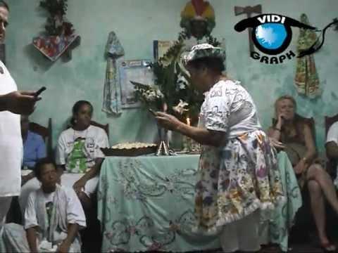 Condomblè (1/5) a Salvador de Bahia