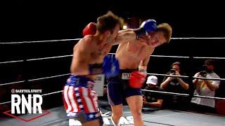 Local Frat Bro Fights American Ninja Warrior