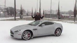 I'm Taking My Aston Martin On an 800-Mile Road Trip to Vermont