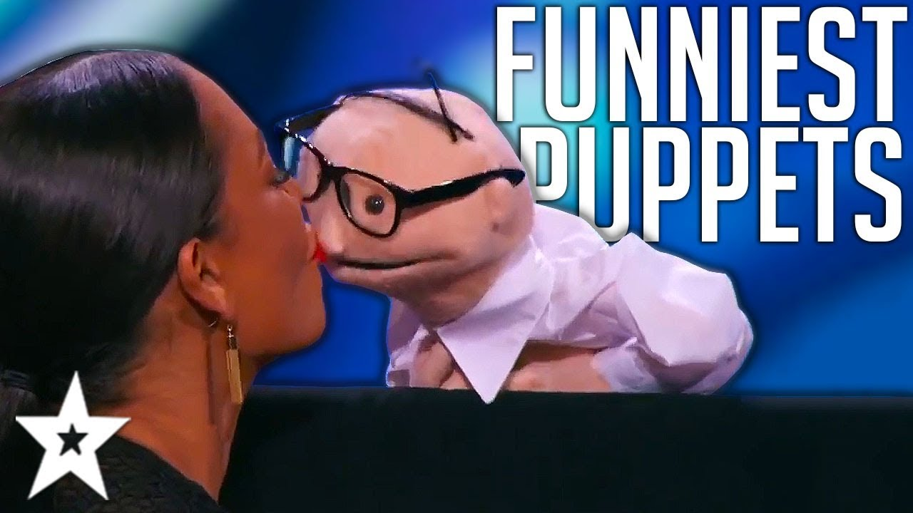 Download BEST And FUNNIEST PUPPET Auditions On Got Talent Around The World!   Got Talent Global