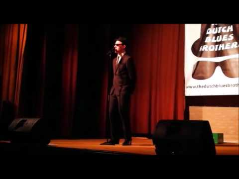 The Dutch Blues Brothers - Rubber Biscuit 8 April 2017