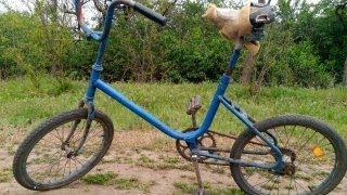Обзор моего велосипеда