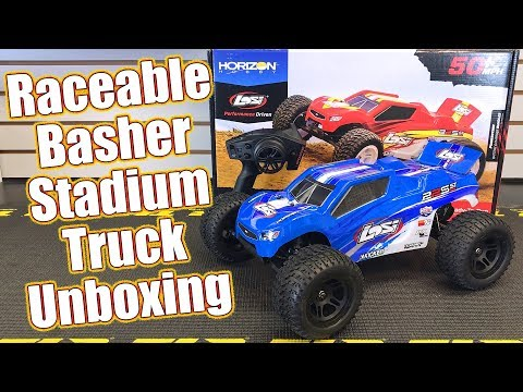 Race Your RC Buddies With This! - Losi 22S ST Brushless RTR 2WD Stadium Truck | RC Driver