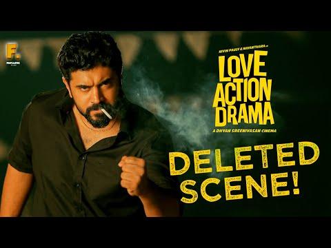Love Action Drama | Temple Fight | Nivin Pauly | Nayanthara | Dhyan Sreenivasan