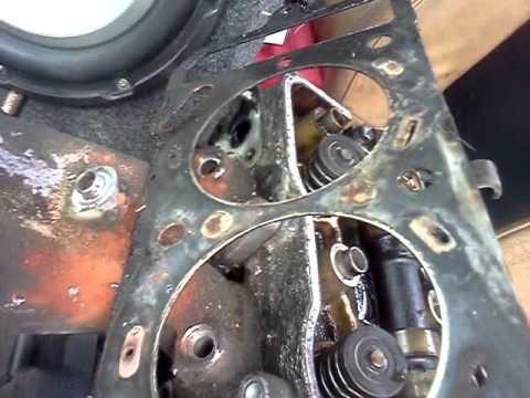 on Toyota 22re Engine Belt