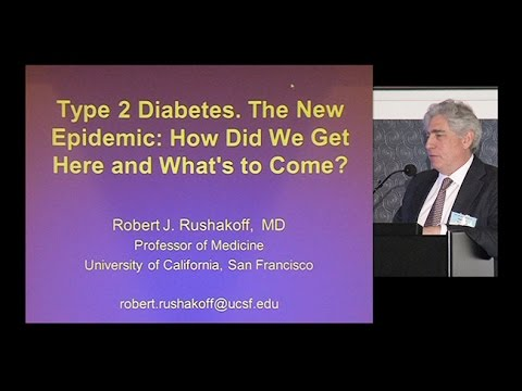 Type 2 Diabetes - The New Epidemic: How Did We Get Here and What's to Come?
