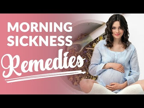 Best remedies for morning sickness and nausea during pregnancy (effective and natural)