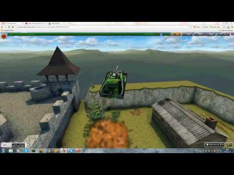 Tanki online-parkour level 3[№9]