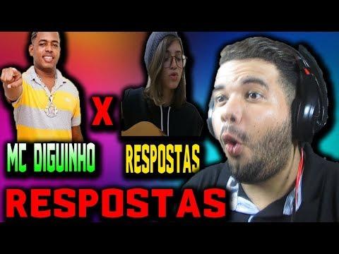 RESPOSTAS FEMININA SÓ SURUBINHA DE LEVE MC DIGUINHO