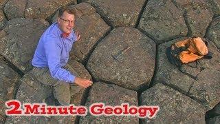 Columnar Basalt - Geologist explains spectacular stone columns