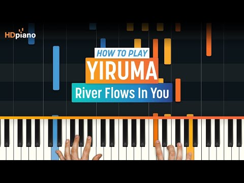 """ALL PARTS to """"River Flows In You"""" by Yiruma 