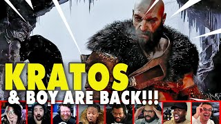 Gamers Reaction To The God of War Ragnarok PlayStation Showcase 2021 Reveal   Mixed Reactions