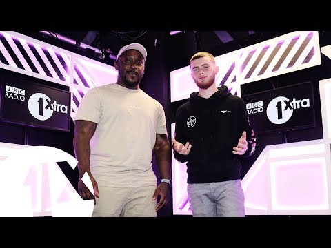 RK - Voice Of The Streets Freestyle W/ Kenny Allstar On 1Xtra