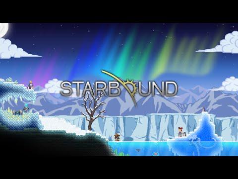 [LIVE] Hoe lang houden we het vol?! - StarBound /W Mike & Jesse & Lars