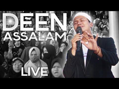 LIVE Paling MERDU Lagu Deen Assalam - Cover Nissa Sabyan