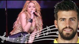 Shakira lanza 'me enamoré', su nuevo single dedicado a piqué