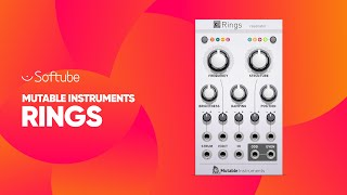 Introducing Mutable Instruments Rings for Modular – Softube
