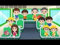 Free Kids Game Download Free Baby Bus Games - Tayo Job Game (Lite) - Game by Kigle