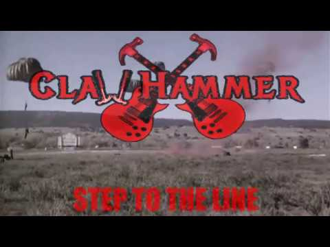 Clawhammer - Step to the Line